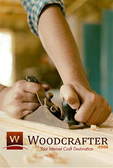 Picture of wood craft projects from Woodcrafter.com catalog