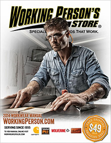 Picture of working persons store from Working Person's Store catalog
