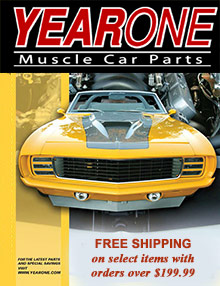 Picture of year one auto parts from YEARONE Muscle Car Parts catalog