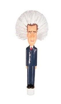 George Bush Toilet Bowl Scrubber