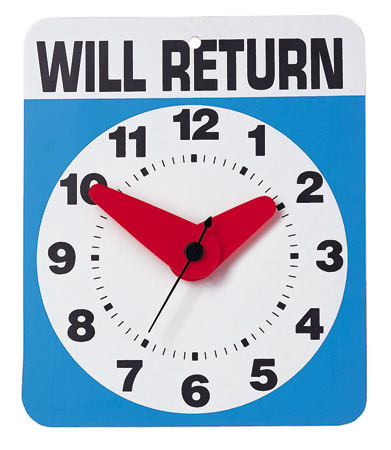 Will Return Clock