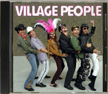 ymca village people. this Village People anthem