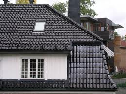 Fixing the roof is on the list of spring home improvement projects