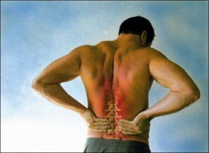 One of the health benefits of yoga is relief from back pain.
