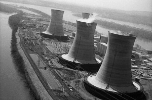 Three Mile Island is one of the top ten environmental disasters caused by humans