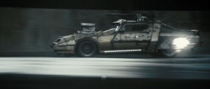 Death Race is in the top ten tv and movie trans ams