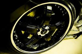 Custom rims are one of the top ten ways to customize your ride