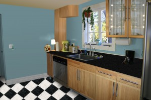 Kitchen renovation is a great spring home renovation project