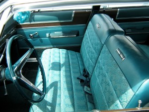 Upgrading or refreshing the interior is one of the top ten ways to customize your ride