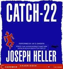 Catch 22 is on the list of top ten books to read before college