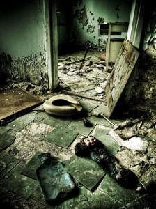 Chernobyl is one of the top ten environmental disasters caused by humans