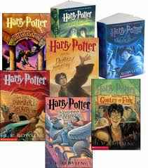 Harry Potter is on the list of top ten books to read before college