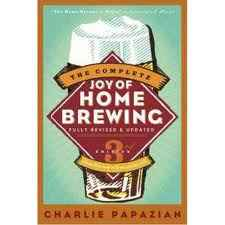 Joy of Home Brewing is on the list of books to read before college