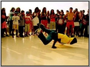 The turtle is one of the top ten best hip hop dance moves