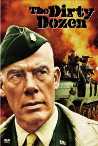 The Dirty Dozen is one of the top ten war movies