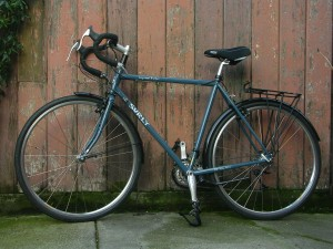 A bicycle is one of the top ten high school graduation gifts