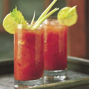 A list of the top ten essential ingredients for excellent bloody marys