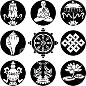 A list of the top ten facts about Buddhism