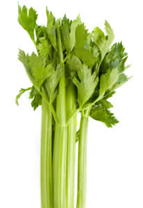 Dress up your Bloody Mary with a tall leafy celery stalk