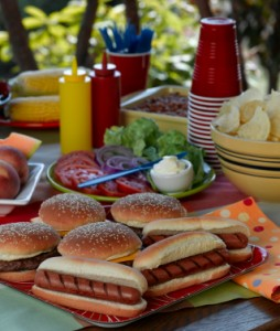 Top tips to throw the best backyard cookout of the season
