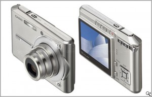 Digital camera is on the list of top ten gadgets for students