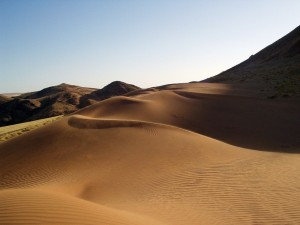 Dry arid conditions are one of the top ten cool weather photos of the weather