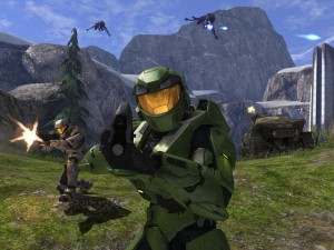 Halo is in the top ten most addictive video games