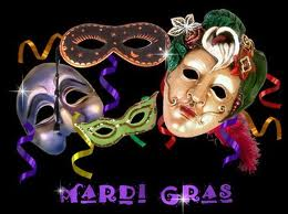 Mardi Gras and other Spring holidays herald the new season