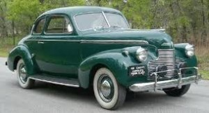 Chevrolets of the 40s