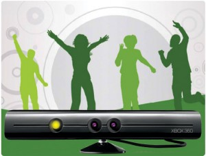 Kinect is one of the top ten gadgets for students