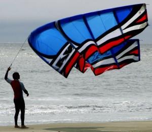 Kite flying is one of the top ten kids spring break activities