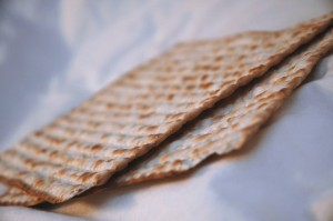 Remember to remove leavening from the home for Passover