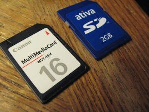 A memory card is one of the top ten basic camera accessories