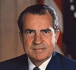 Nixon for president was an April Fools Day hoax