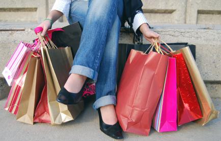 Take a break from spring break shopping is a tip