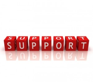 Support your employees by paying attention to problems that impede employee productivity.