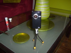 A tripod is one of the top ten basic camera accessories