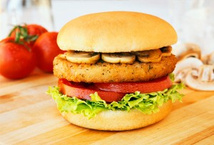 Vegan options will please non meat eaters at the backyard cookout