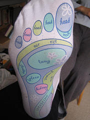 Reflexology socks are one of the top ten mother's day clothing gifts