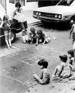 One of the top ten city kids street games