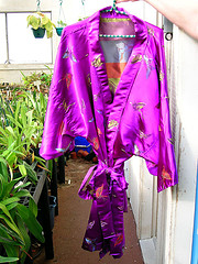 Kimono robe is one of the top ten mother's day clothing gifts