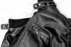 Leather jacket is one of the top ten mother's day clothing gifts
