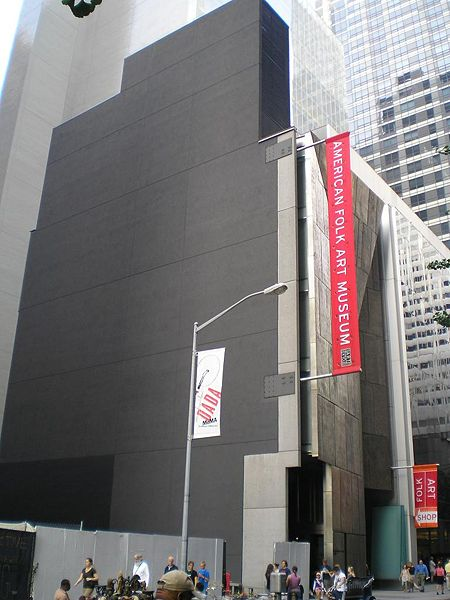 One of the top ten American folk art museums
