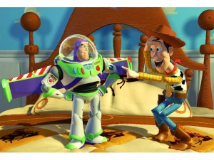 Toy Story trilogy is one of the top ten animated movies