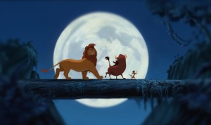 A list of the top ten disney movie songs