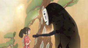 Spirited Away is one of the top ten animated movies