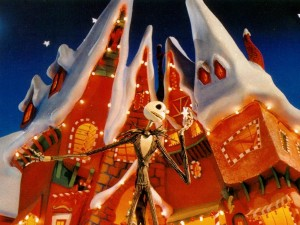 The Nightmare before Christmas is one of the top ten animated movies