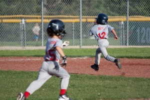 One of the top ten sports for athletic kids