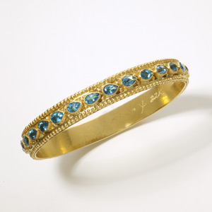 A bracelet is one of the top ten essential jewelry pieces