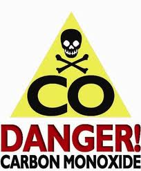 Carbon monoxide is one of the top ten dangers in your home